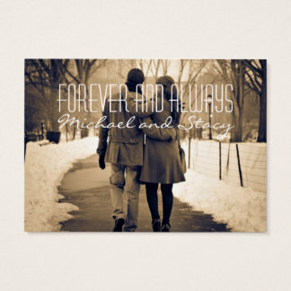 Custom Photography Wedding Save the Date Cards