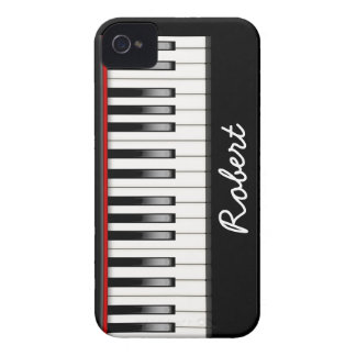 Custom Piano Casemate iPhone 4 Barely There Case