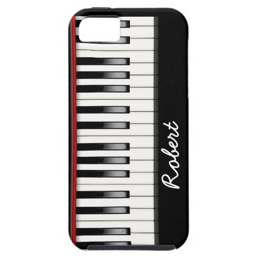 Custom PIano iPhone 5 Vibe Universal Case iPhone 5 Case