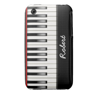 Custom Piano Keyboard CaseMate iPhone 3G/3GS Case