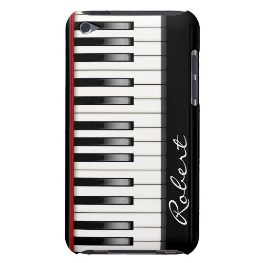 Custom PIano Keyboard iPod Touch Case-Mate