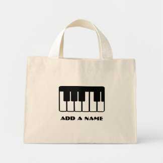 Custom Piano Music Bag