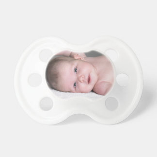 Custom Picture Baby Your Image Here Pacifier BooginHead Pacifier