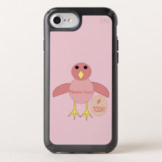Custom Pink Birthday Girl Chick Phone Case