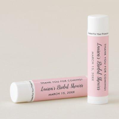 floral monogram wedding lib balm favors lip balm zazzlecom