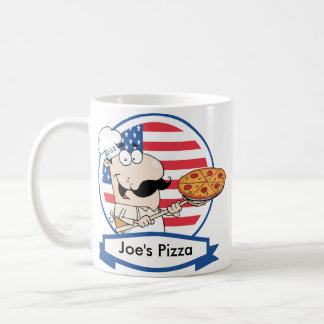 Custom Pizza Gift Coffee Mug