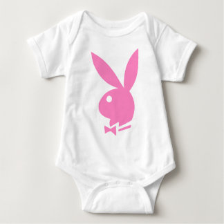 Custom Play Rabit Baby Bodysuit