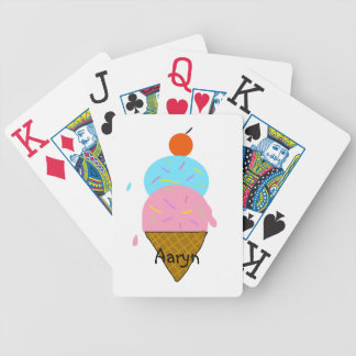 Custom Playing Cards for Children