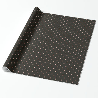 Custom Polka Dot Gift Wrapping Wrapping Paper