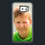 "Custom portrait size photo children add photo OtterBox samsung galaxy s6 edge plus case<br><div class=""desc"">Personalize and add your own photo,  suitable for photo with a vertical,  portrait size page orientation.  The perfect gift for yourself,  parents,  grandparents etc</div>"