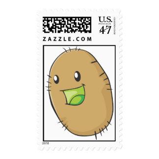 Custom Postage Stamps | Cute Kiwi Fruit Australia