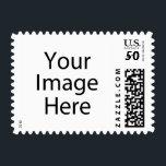 "Custom Postage Stamps (Sheet of 20)<br><div class=""desc"">Personalize your own postage stamp on Zazzle.com! Click the Customize button to insert your own artwork, design, or photo to make a unique Zazzle custom stamp. Try adding text using various fonts &amp; view a preview of your design! Zazzle&#39;s easy to customize Zazzle custom stamp has no minimum order &amp;...</div>"