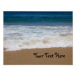 Custom Poster (add Your Own Photo/text) at Zazzle
