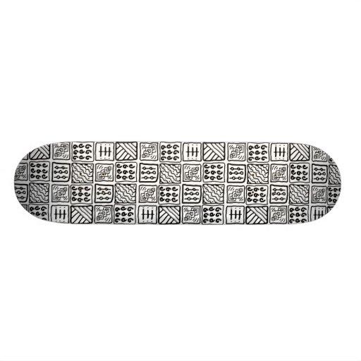 Custom Primitive Board Custom Skateboard