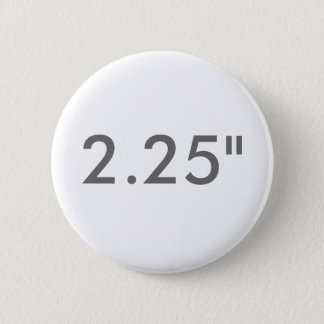 "Custom Print 2.25"" Round Button Blank Template"