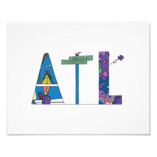 Custom Print | ATLANTA, GA (ATL)