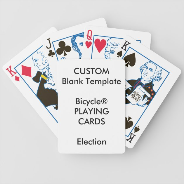 custom_print_bicycle_election_playing_cards_blank r6fac4f04bb684a88a8650f7bd168216f_fsvj2_8byvr_630?view_padding=%5B285%2C0%2C285%2C0%5D custom print bicycle® election playing cards blank zazzle com