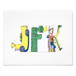 Custom Print   NEW YORK, NY (JFK)