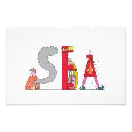 Custom Print   SEATTLE, WA (SEA)