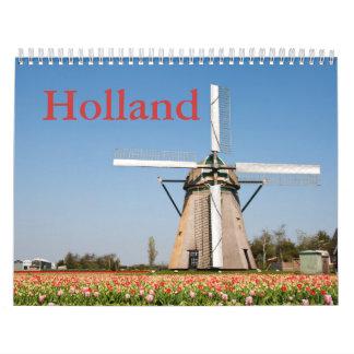 Custom Printed Calendar