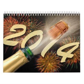 Custom Printed Calendar 2014