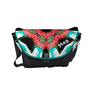 Custom printed Designer Messenger Bag