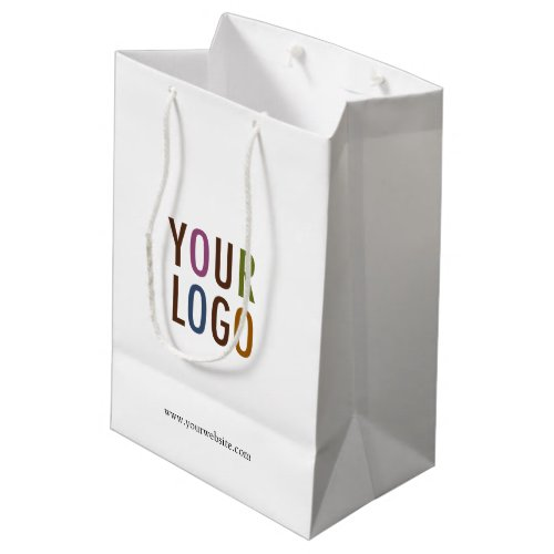 Custom Printed Shopping Bag with Your Company Logo