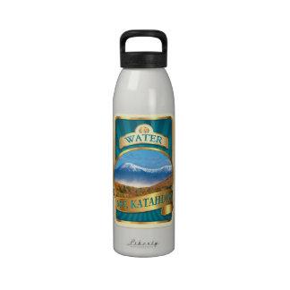 Custom Printed Water Bottles