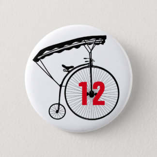 Custom Prisoner Identity Badge / Button (your #)