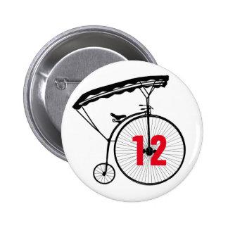 Custom Prisoner Identity Badge / Button (your #)