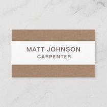 Custom Professional Modern Business Card