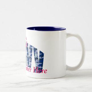 Custom Proud Navy Mug