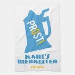 Custom Pub Towel for your Man Cave Bar