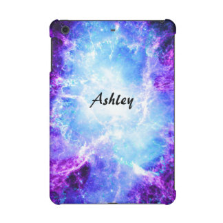 Custom Purple Blue Galaxy Savvy iPad Mini 2&3 Case iPad Mini Retina Covers