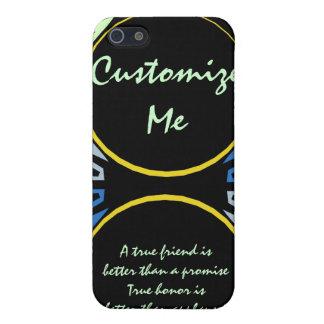 Custom Quoted iPhone Case