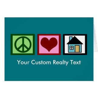 Custom Real Estate Christmas Card