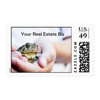 Custom Real Estate Stamps for Agents and Brokers