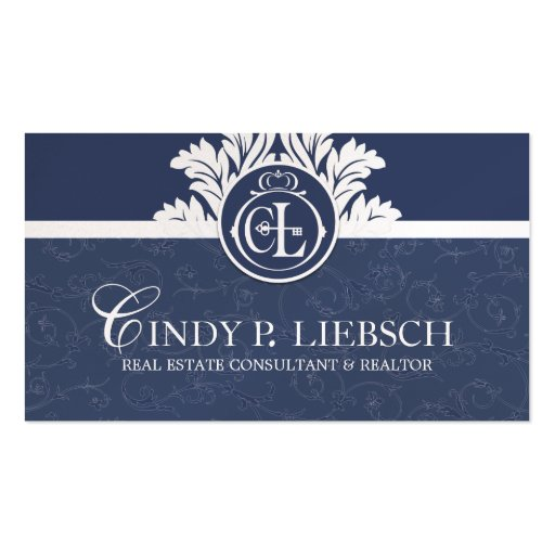 Custom Realtor Cards Double Sided Standard Business Cards