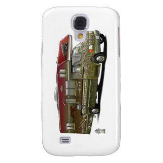 Custom Recreational Vehicle Galaxy S4 Case
