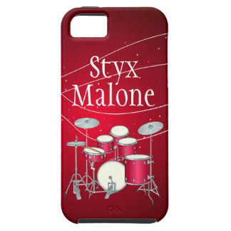 Custom Red Drums Case-Mate Vibe iPhone 5 Case