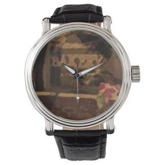 Custom retro BAKERY Reloj De Mano