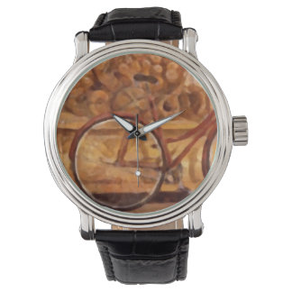 Custom retro BAKERY Relojes