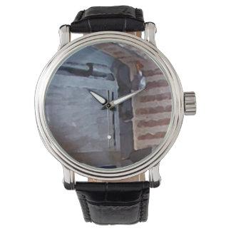 Custom retro FORNO Reloj De Mano