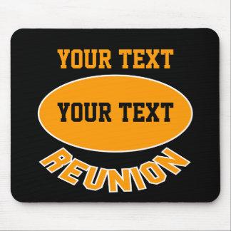 Custom Reunion Mousepad You Can Personalize