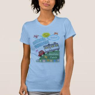 Custom Road Trip Family  Vacation T-Shirt