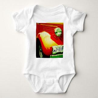 Custom Rod Baby Bodysuit