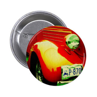 Custom Rod Pinback Button