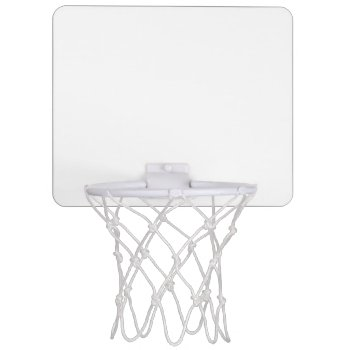Custom Room Basketball Net Hoop And Backboard Mini Basketball Hoops by CREATIVESPORTS at Zazzle