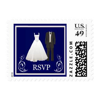Custom RSVP Stamp