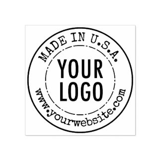 Custom Rubber Stamp Made In Country of Origin